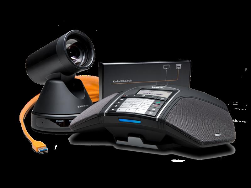 Konftel Konftel C50300 Hybrid Videoconferentiesysteem
