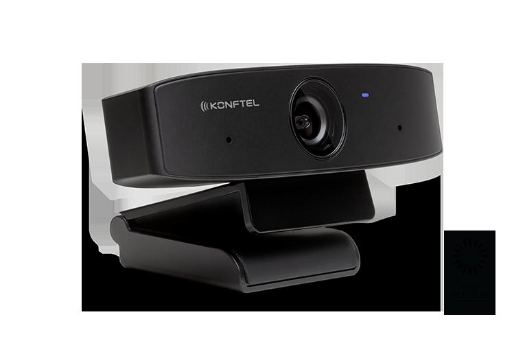 Binnenkort verkrijgbaar: Konftel Cam10 business webcam voor thuis