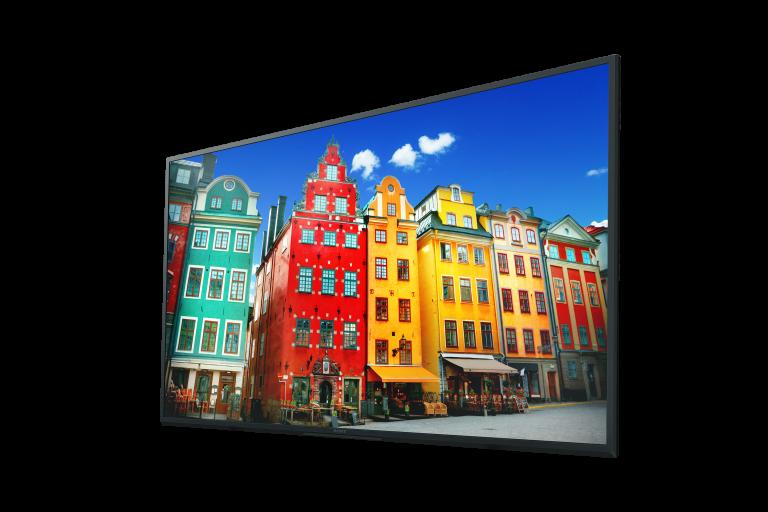 Sony Electronics breidt portfolio van krachtige BRAVIA® Professional-beeldschermen uit