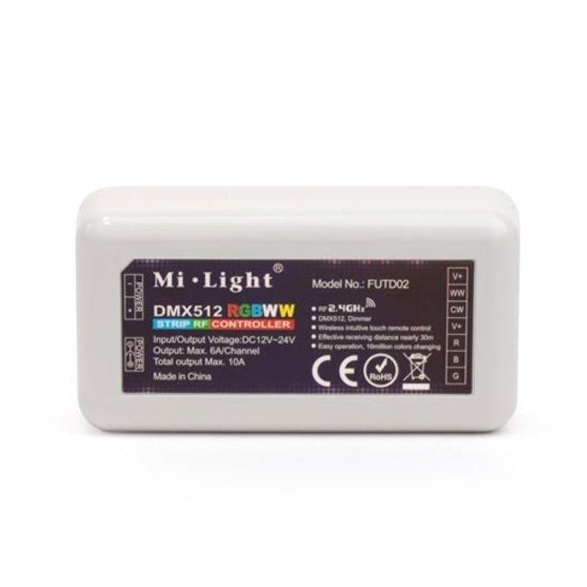 DMX-sarjan RGB+CCT LED-nauhaohjain Mi-Light