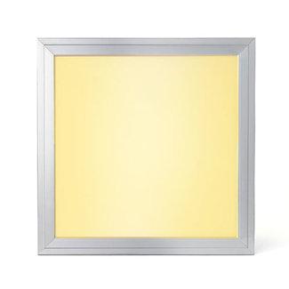 LED-paneeli 30x30 3000K lämmin valkoinen 18W himmennettävä