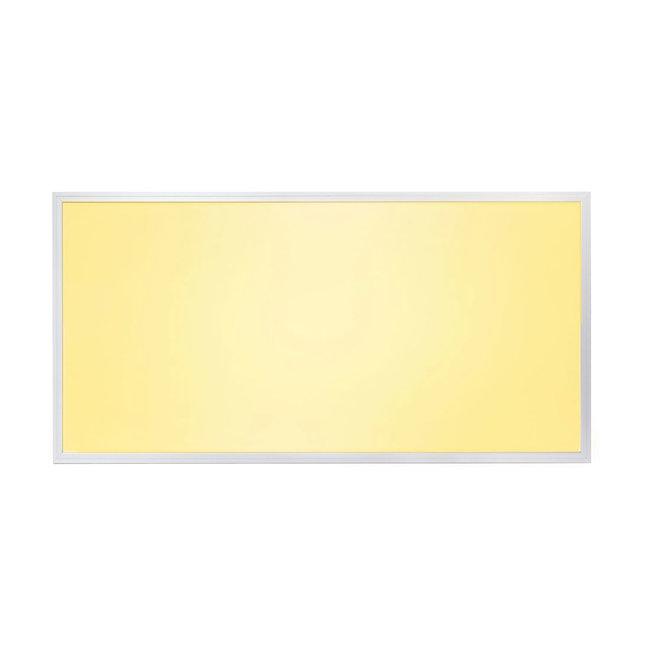 LED-paneeli 60x120 High Lumen 3000K lämmin valkoinen 60W himmennettävä