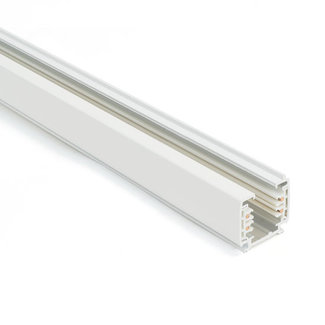Valokisko 4-johtoinen 2,5 m valkoinen