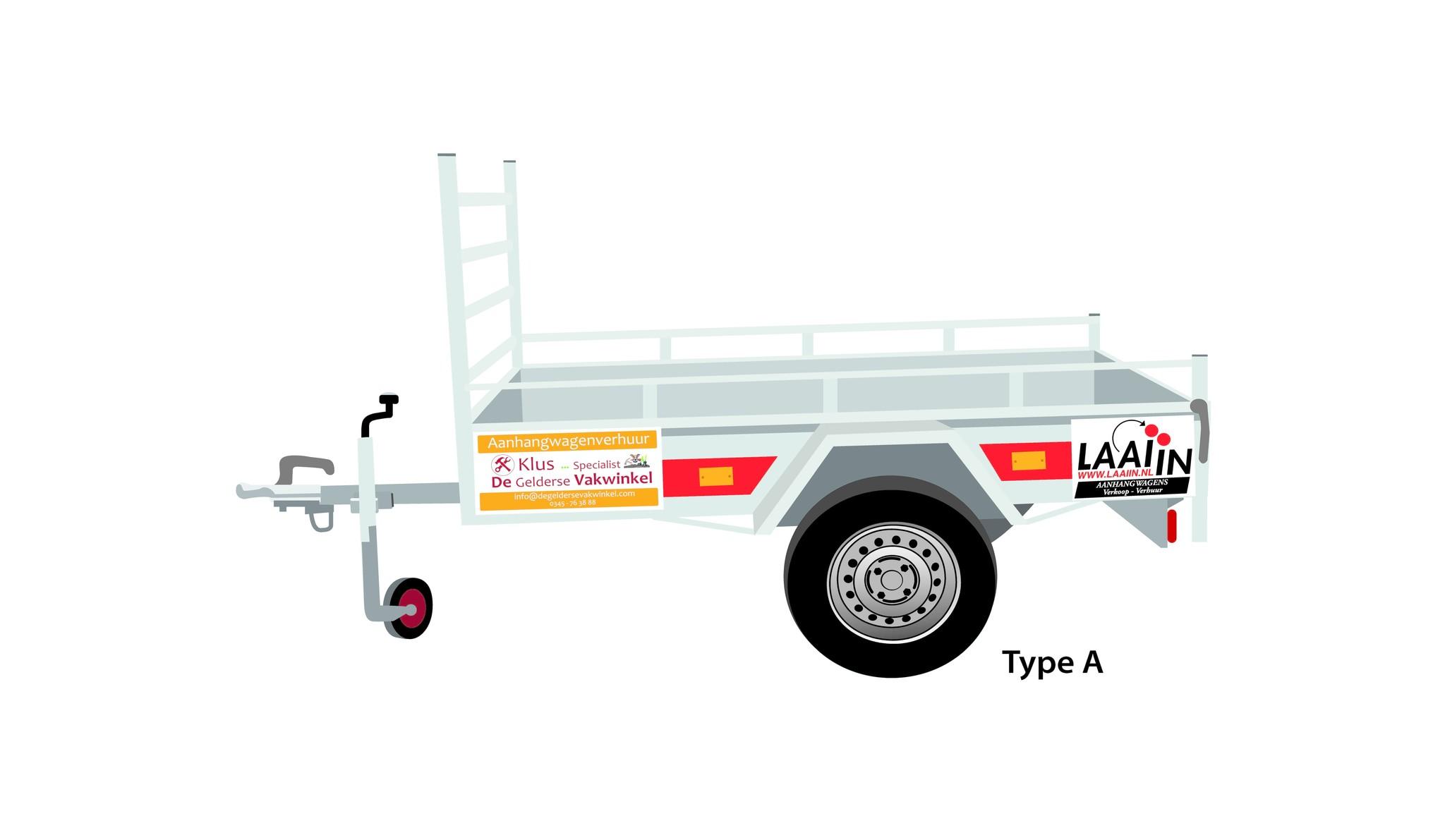 Aanhangwagen - Type A