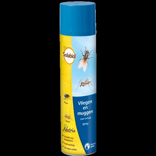 Solabiol Vliegen- en muggenspray 400ml