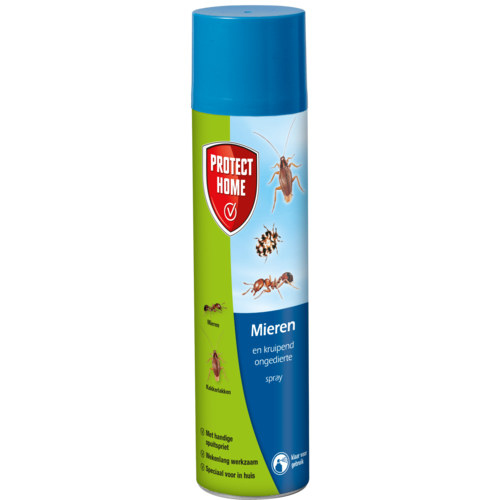 Protect Home Mieren en kruip onged spray 400ml