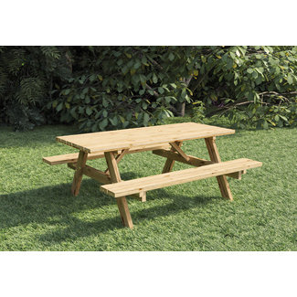 Picknicktafel Basis 180 cm