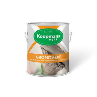 Koopmans Koopmans Grondverf Donkergrijs 250 ml.