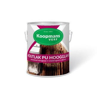 Koopmans Koopmans Houtlak PU blank Hoogglans 250 ml.