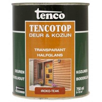 Tencotop Tencotop Deur en Kozijn Transp Iroko Teak 202 750 ml