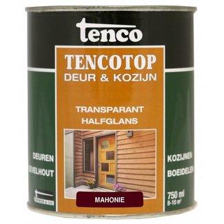 Tencotop Tencotop Deur en Kozijn Transp Mahonie 209 750 ml.