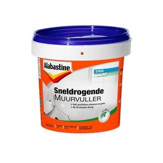 Alabastine Sneldrogende Muurvuller  - 1.0 kg