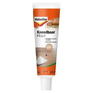 Alabastine kneedbaar hout 75 gram es/beuken