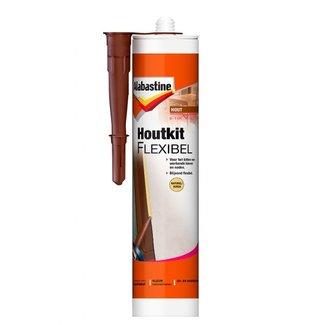 Alabastine Houtkit Flexibel Naturel - 300 ml