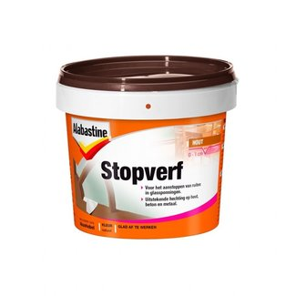 Alabastine stopverf naturel  - 1.0 kg