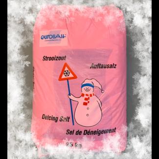 Eurosalt Strooizout 25 kg