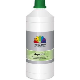 Global Global Aquafix voorstrijk 1 ltr. transparant