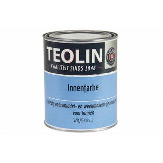 Teolin Teolin Innenfarbe 1 ltr basis 1 /wit