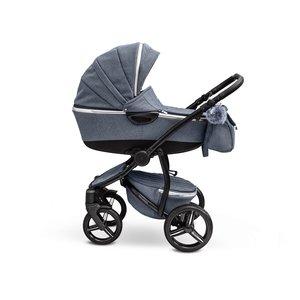 Atlanta stroller Blu Edition