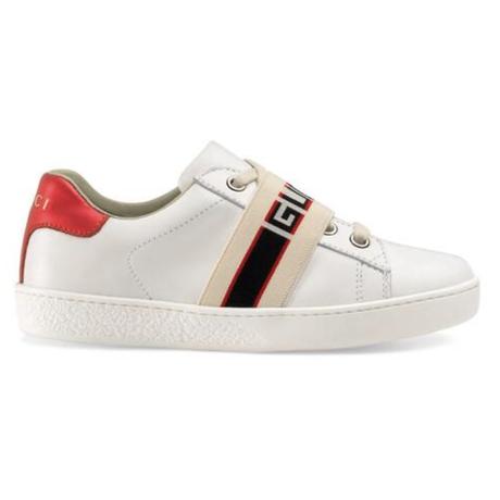 Gucci Sneaker met band