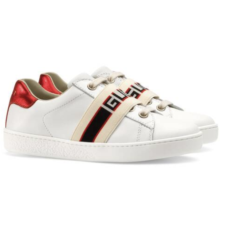 Gucci Sneaker with strap