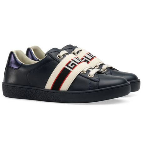 Gucci Sneakers met band
