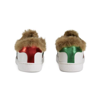Gucci Sneakers with fur