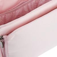 Emporio Armani Luiertas met verschoningsmatje roze
