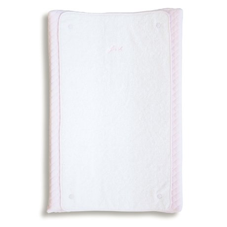 Hoes voor verschoningskussen met handdoek ALIX