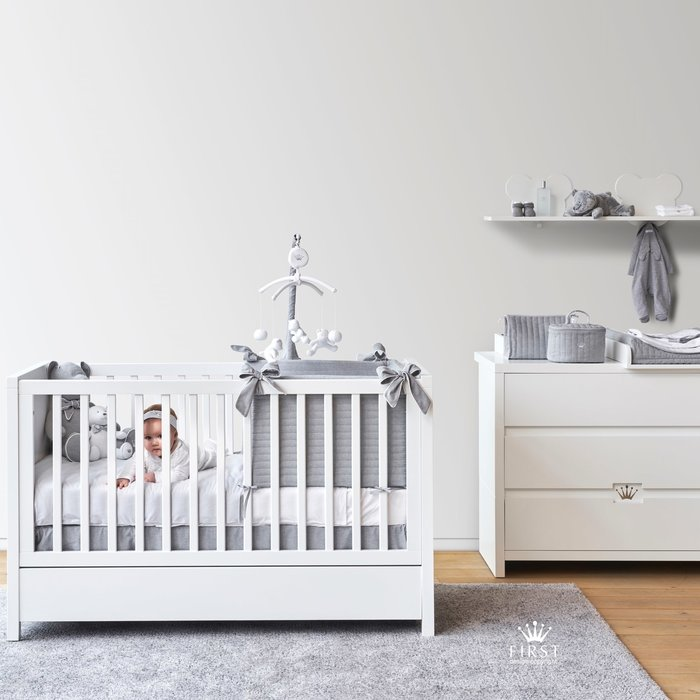 First JUNE baby room