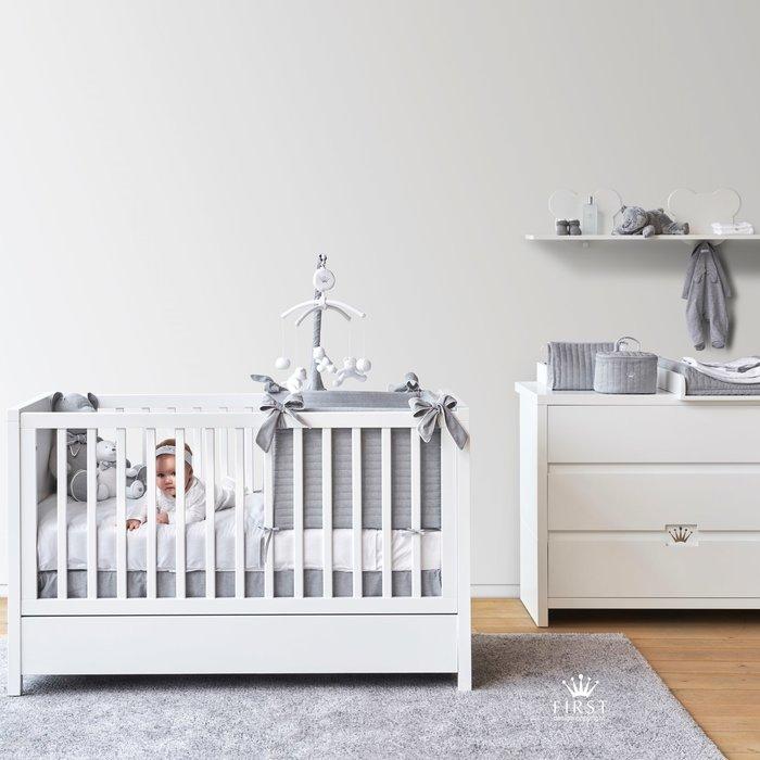 First JUNE babykamer
