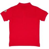 Moncler Polo met logo band