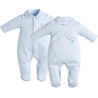 First Baby suit with wings