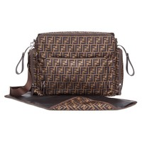 Fendi Changing bag with mat