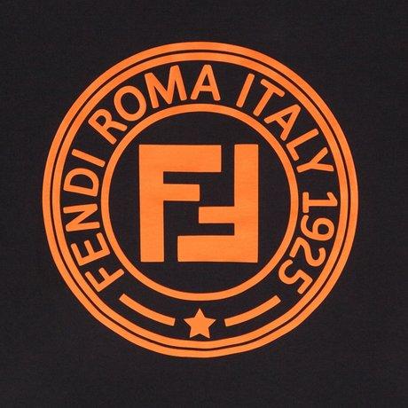 Fendi T-shirt met logo