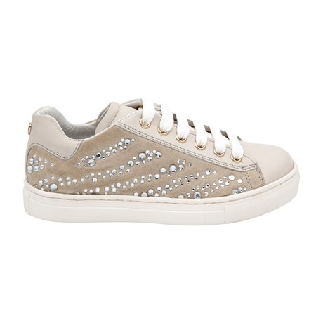 Twinset Sneakers with rhinestones