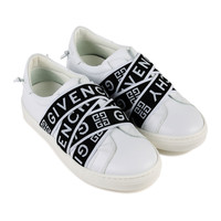 Givenchy Sneakers met gekruiste logo band