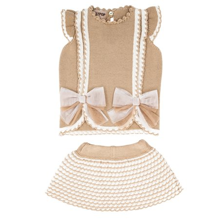 Lolly Pop by Sascha Top and skirt