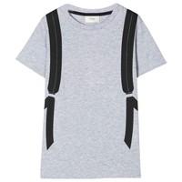 Fendi T-shirt met 3D print