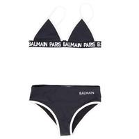 Bikini with logoband