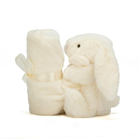 Jellycat Bashful Cream Bunny Knuffeldoek