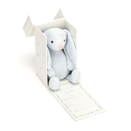 Jellycat My First Bunny Blue 19cm