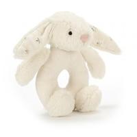 Jellycat Bashful Cream Twinkle Bunny Rammelaar