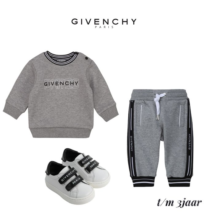 Givenchy grey tracksuit