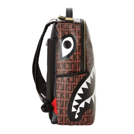 Backpack Offended Shark