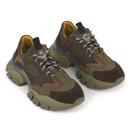 Moncler Sneakers Petit Leave No Trace