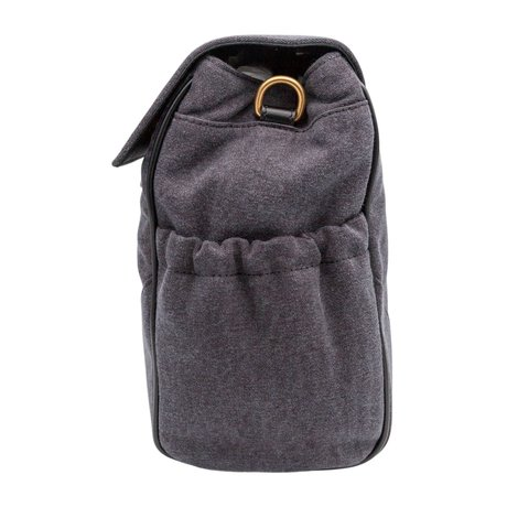 Changing backpack with changing mat