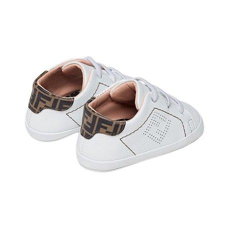 Fendi Sneakers FF logo