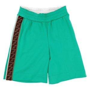 Shorts with logoband