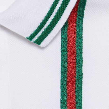 Gucci Polo met GG geborduurd
